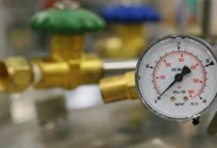 Productia interna de gaze si livrarea din depozite sunt la limita maxima