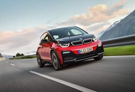 BMW i3s isi face debutul pe piata mondiala, inclusiv in Romania