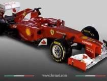 VIDEO: Monopostul Ferrari...