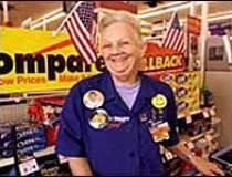 Gigantul Wal-Mart simte in...