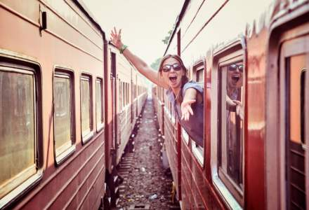 Transilvania Train, o altfel de calatorie cu un tren CFR care merge cu 30 km/ora