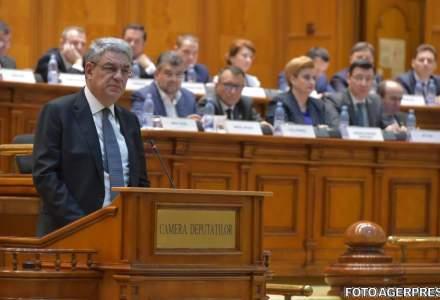 Motiunea de cenzura impotriva Guvernului Tudose a fost respinsa