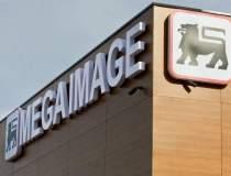 Mega Image are supermarket...