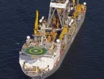 Exxon si Petrom: Prima sonda...