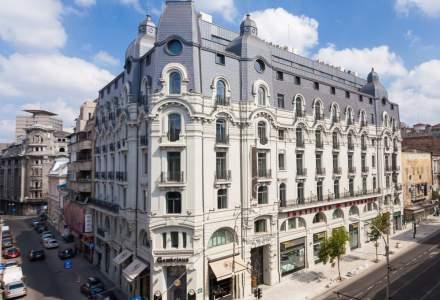 Hotelul Cismigiu din Capitala - investitie spaniola de peste 15 milioane de euro