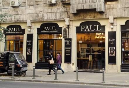 Paul ajunge la 18 brutarii pe plan local si vrea sa dezvolte serviciul de catering