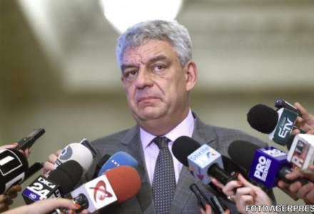Mihai Tudose: Nu cred ca e cea mai inspirata decizie un targ de Craciun in mijlocul Pietei Victoria