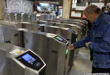 Bilet unic RATB - Metrorex. Cat costa