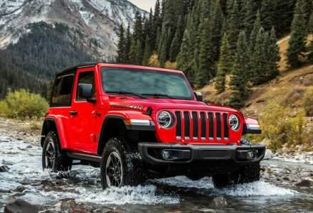 Jeep Wrangler primeste o versiune plug-in hybrid: din 2020