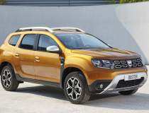 Dacia Duster, in editie...