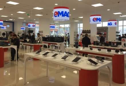 """""""Ziua eMAG"""": Reduceri in valoare de 10 milioane de lei anuntate de retailer"""