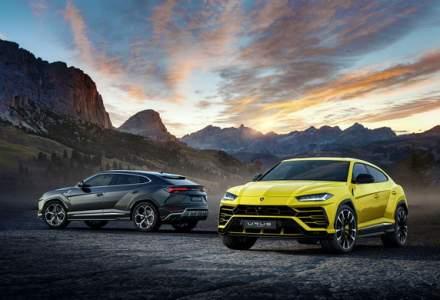 Lamborghini a lansat SUV-ul Urus: 650 CP, 850 Nm, tractiune integrala si 0-100 km/h in 3.6 secunde