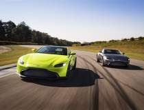 Aston Martin intra pe piata...