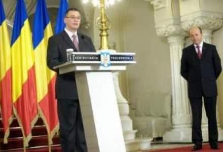 Basescu a semnat decretul de numire in functie a Cabinetului Ungureanu