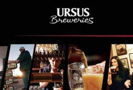 Contul de media al Ursus Breweries va fi administrat de catre Media Investment