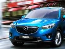 Mazda reduce greutatea...
