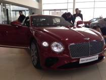 Bentley Continental GT a fost...