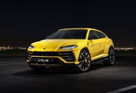 SUV-ul Lamborghini Urus ar putea avea in Romania peste jumatate din cifrele de vanzari ale Bentley Bentayga