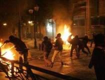 Violente la Atena: Grecia se...