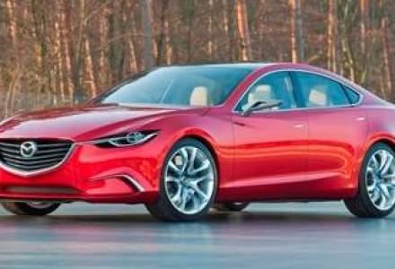 Mazda aduce conceptul Takeri la Geneva