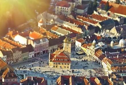 Fitch a confirmat ratingul orasului Brasov la ''BBB minus'', cu perspectiva stabila