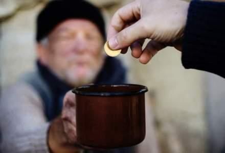 Rata saraciei relative a fost de 25,3% anul trecut, reprezentand peste 5 milioane de romani
