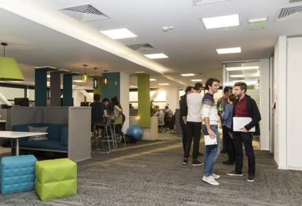 Compania care mizeaza pe amenajarea inedita a biroului pentru a retine angajatii [FOTO]