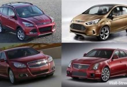 Declin neasteptat de mare: Piata auto scade cu peste 20%