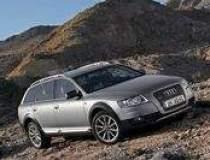 Audi Allroad Quattro ruleaza...