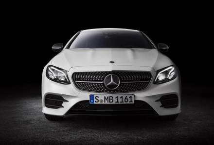 Mercedes-Benz ia in calcul o versiune AMG 53 pentru Clasa E Coupe si Cabrio