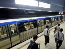FOTO Incident la metrou. O...