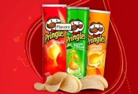 Procter & Gamble renunta la Pringles. Vezi cine cumpara brandul
