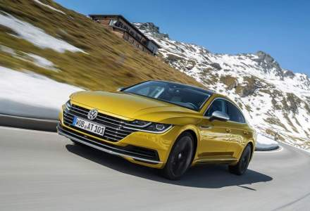 VW pregateste o mare surpriza: Arteon R va primi un motor VR6 turbo