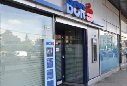 BCR anunta un program masiv de investitii in perioada 2018-2020, pentru modernizarea unitatilor si deschiderea unor sucursale cashless