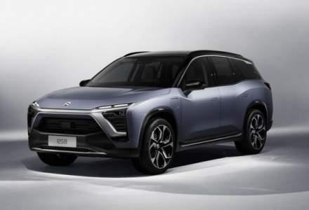 Rival chinez pentru Tesla Model X: SUV-ul Nio ES8 are autonomie de pana la 500 km si tehnologii autonome