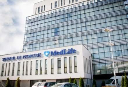 MedLife si-a majorat capitalul social printr-o emisiune de actiuni de 67,5 milioane lei