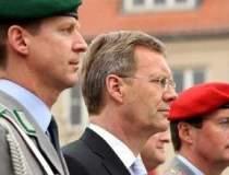 Presedintele Germaniei si-a...