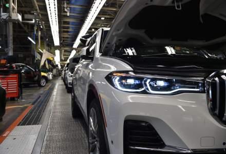 Productia primelor modele de preserie BMW X7 a inceput in SUA