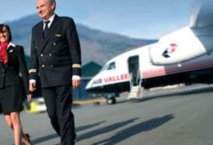 O noua companie aeriana intra in Romania cu zboruri spre Italia