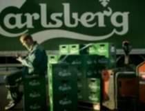 Profitul Carlsberg s-a redus...