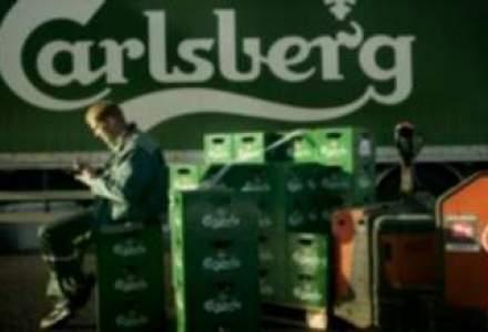 Profitul Carlsberg s-a redus din cauza vanzarilor din Rusia