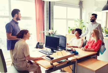 Cum reamenajezi birourile companiei pentru un maximum de eficienta
