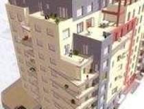 Primul bloc de locuinte...