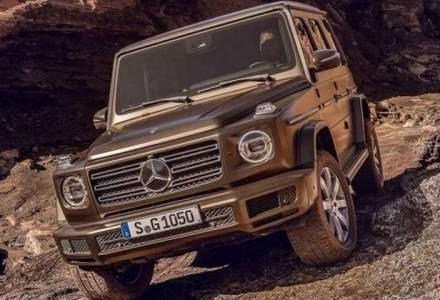 2018 Mercedes-Benz Clasa G: noul model face furori in ianuarie odata cu aparitia oficiala