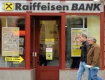 Profitul Raiffeisen Bank...