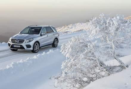 Cele mai vandute modele de masini premium in Romania in 2017
