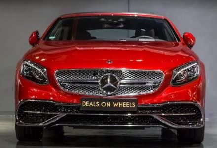 Mercedes-Maybach S650 Cabriolet: cat poate sa coste acest model de lux pe piata din Dubai?