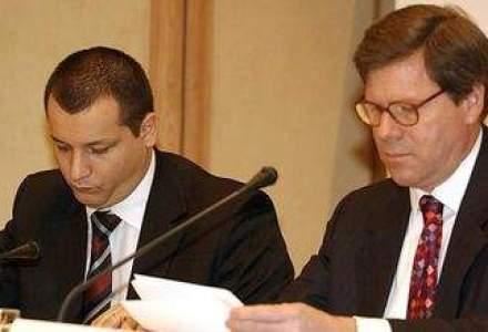 E oficial: Seful trezoreriei Raiffeisen va fi secretar de stat la Finante