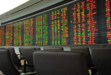 Indicele S&P500, la nivelul anterior falimentului Lehman