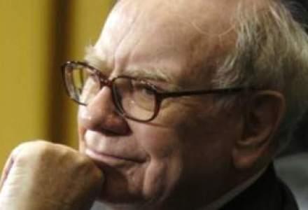 Buffett: Performantele Berkshire se reflecta pozitiv in economia SUA